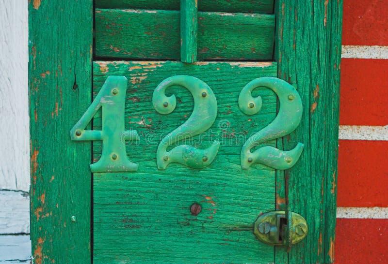 422 stock afbeelding