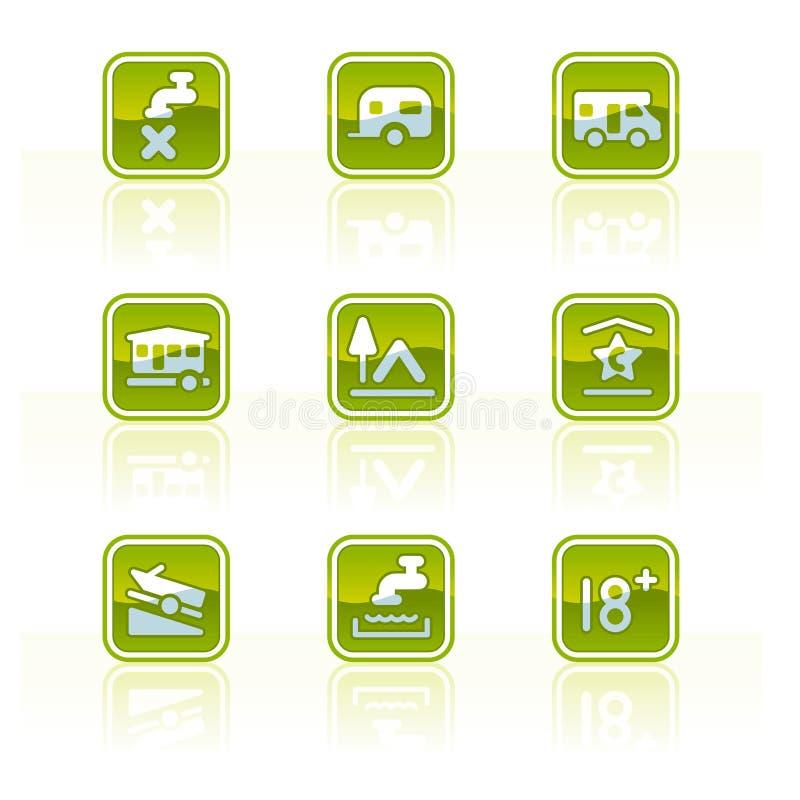 42d στοιχεία π σχεδίου απεικόνιση αποθεμάτων
