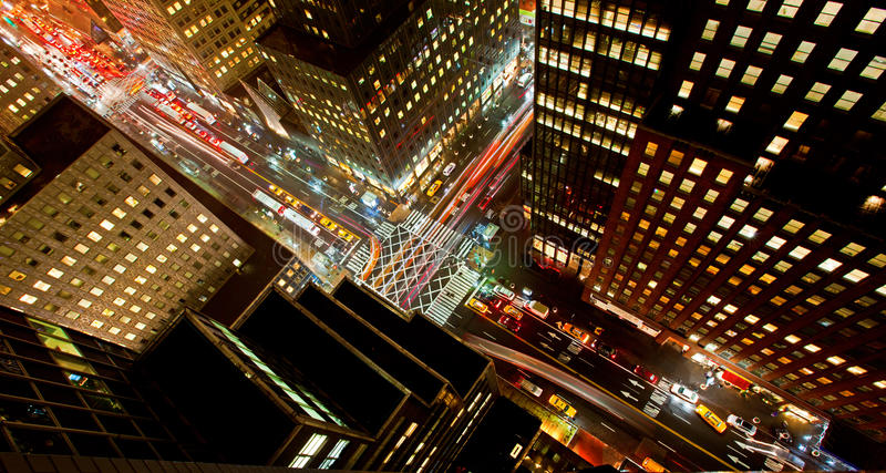Download 42nd Street stock image. Image of 42nd, cars, america - 23201357