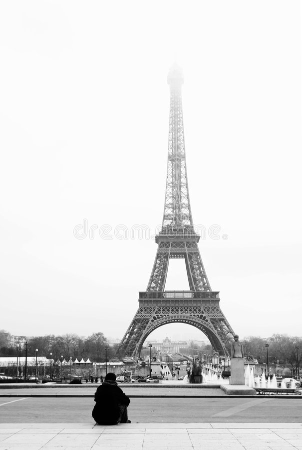 43巴黎 库存图片