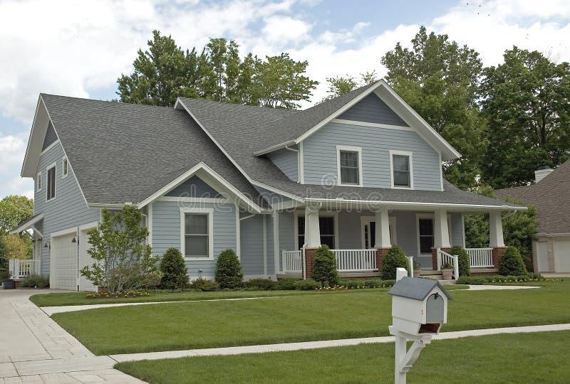 43房子 免版税库存图片
