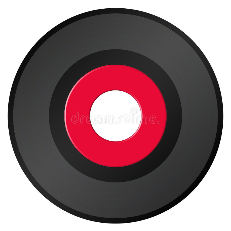 45 рекордных rpm бесплатная иллюстрация