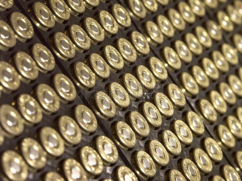 45 puntos negros automáticos del calibre imagenes de archivo