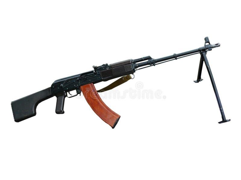 45mm 5 74 pistoletów maszynowy rik obrazy stock