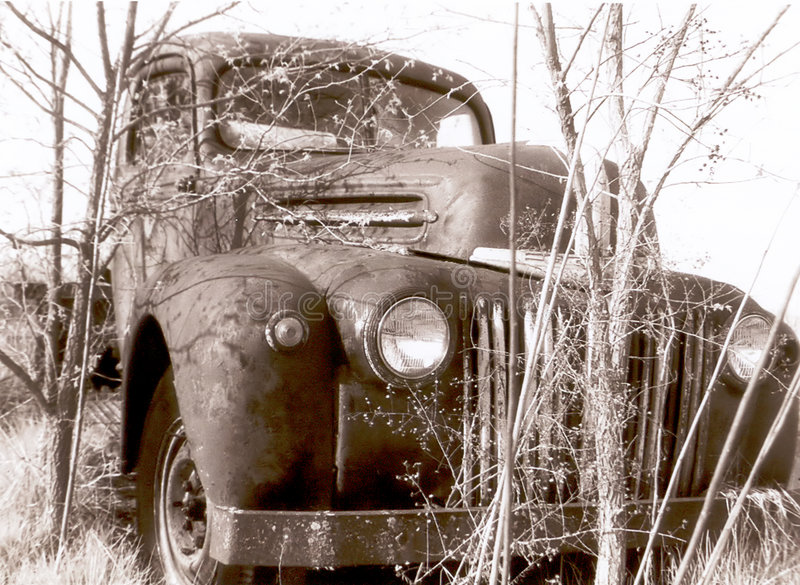 truck,rust,old junk,retro,antique royalty free stock photo