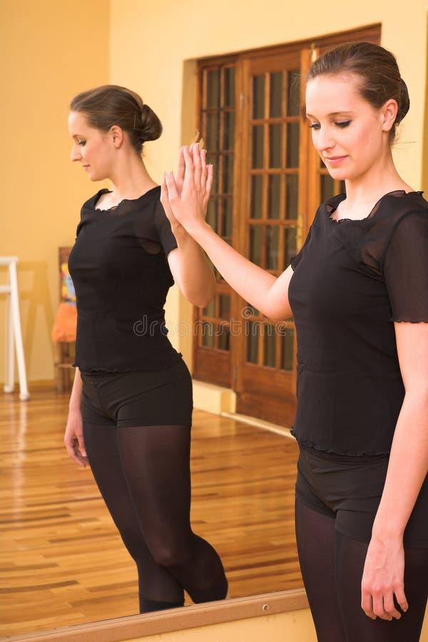 49芭蕾舞女演员 库存照片