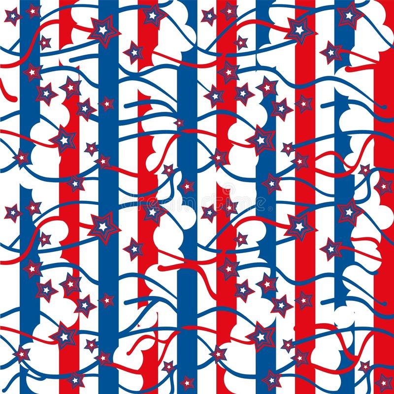Download 4th of July stock vector. Illustration of independence - 5296211