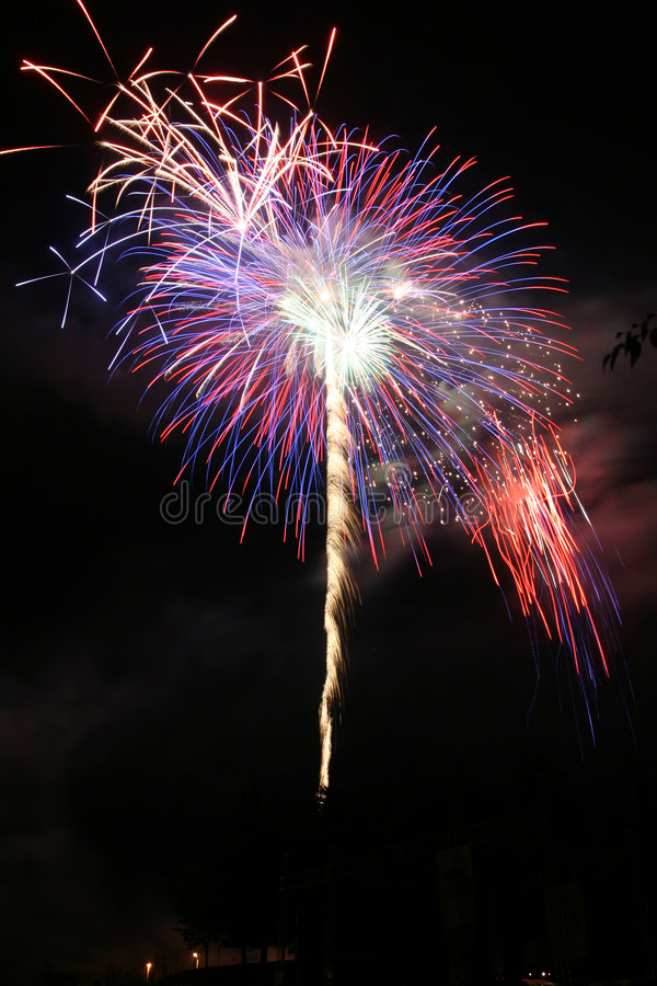 4th of July Celebration stock images