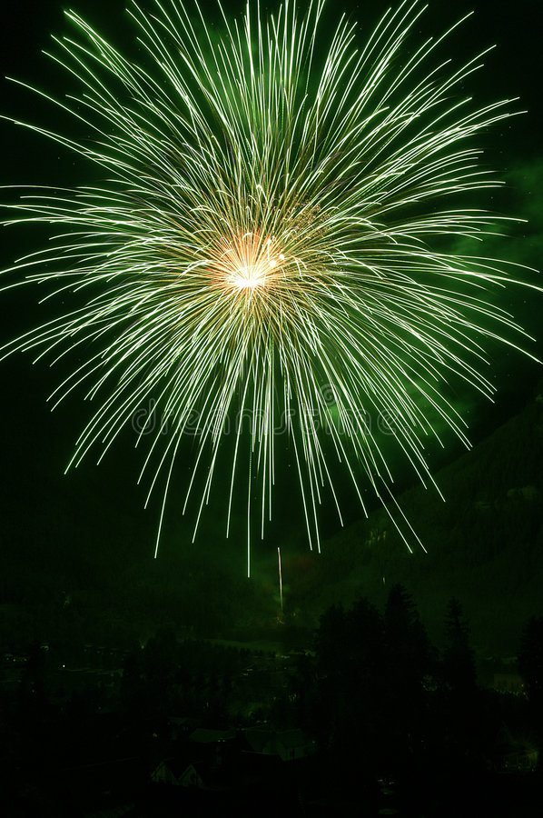 Download 4th of July Fireworks stock image. Image of fourth, luminosity - 47831