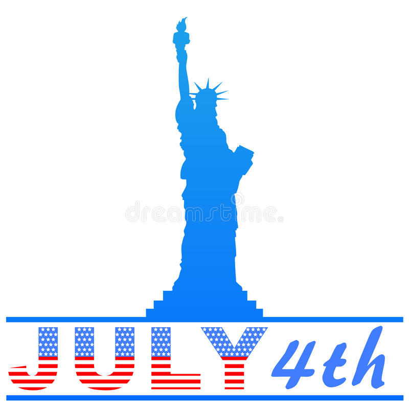 4th Of July Independence Royalty Free Stock Photo