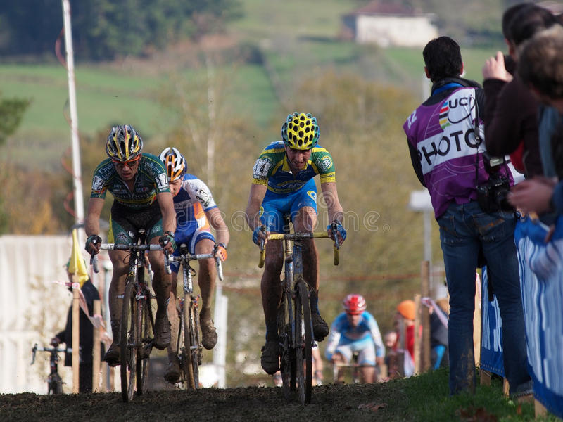 Download 4th Round Of The 2011-2012 Cyclocross World Cup Editorial Stock Image - Image: 22433824