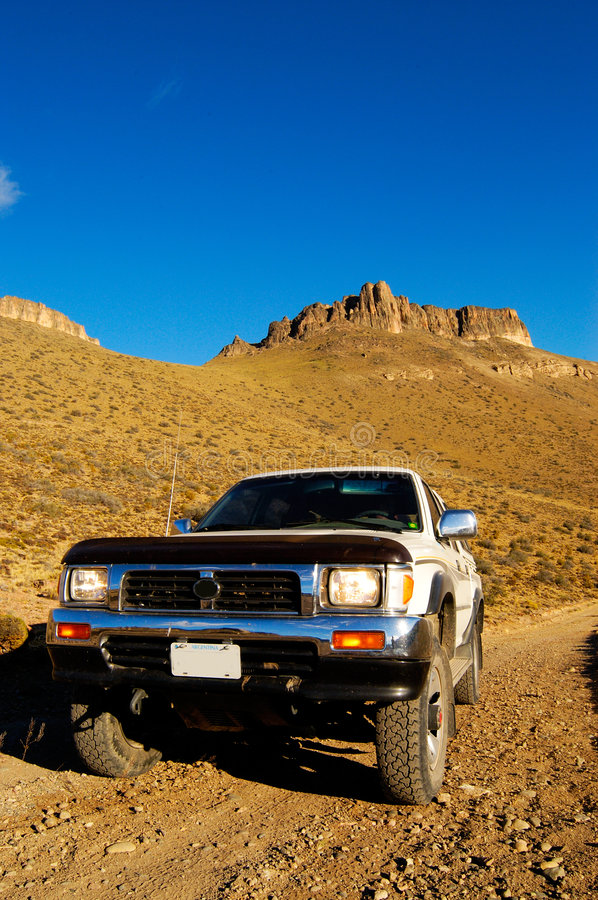 Download 4x4 Adventure In Patagonia Royalty Free Stock Photos - Image: 5247838