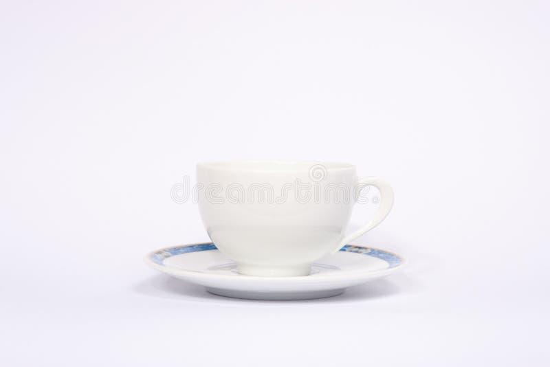 5个咖啡杯 免版税库存图片