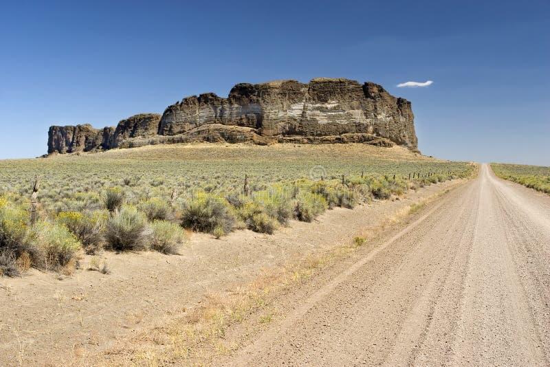 5个堡垒公园岩石状态 库存照片