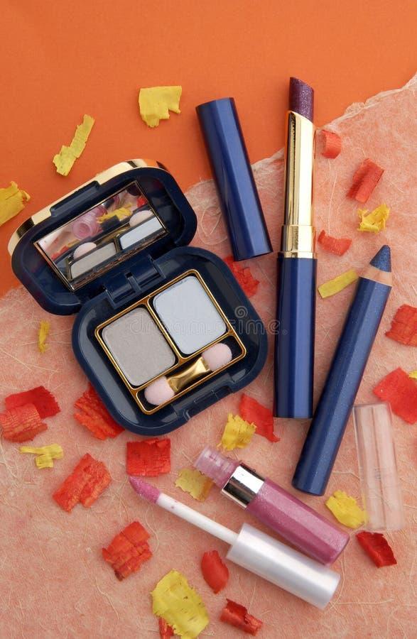 5化妆用品 免版税库存图片