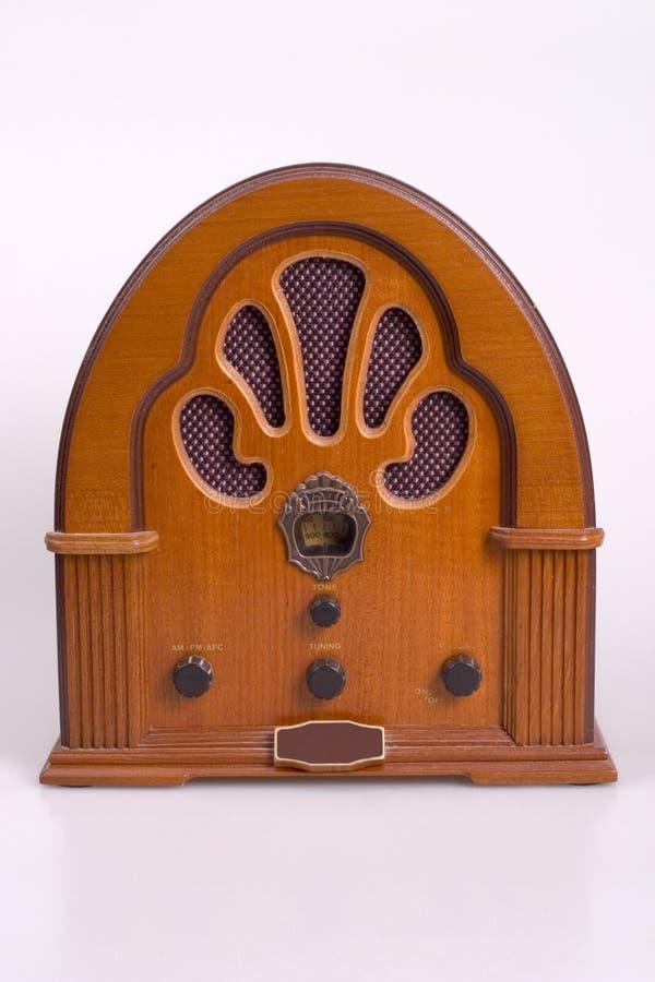 5古色古香的收音机 免版税库存照片