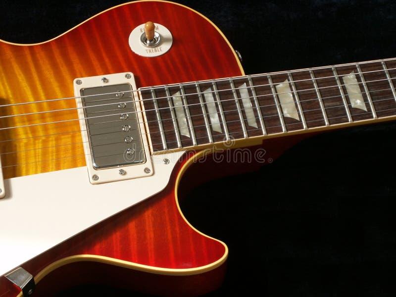 5吉他 库存照片