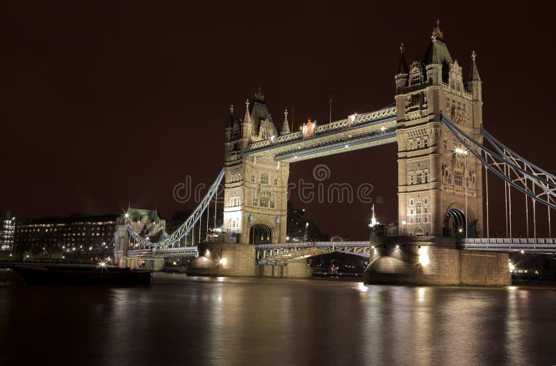 5座桥梁塔 库存照片
