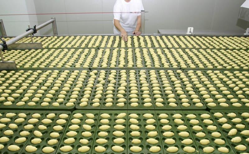 5新的食品工业 免版税库存照片
