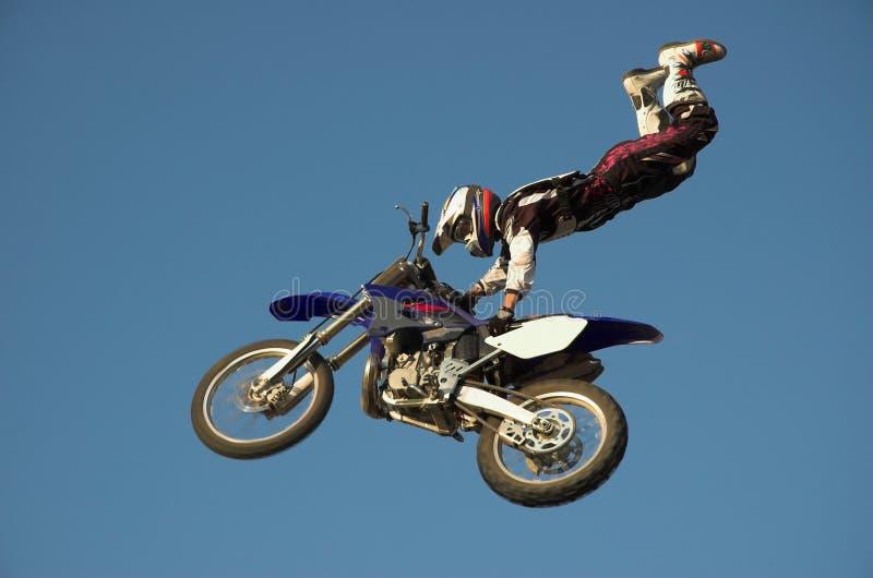 5道自由式moto X 免版税库存图片
