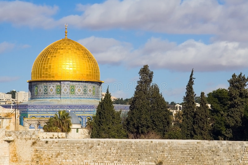 5 Ιερουσαλήμ στοκ εικόνες