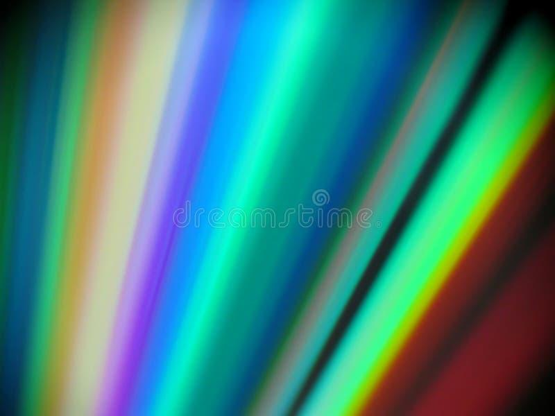 5 абстрактных лучей Стоковая Фотография RF