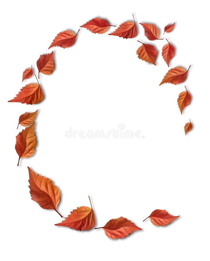 5 листьев осени бесплатная иллюстрация