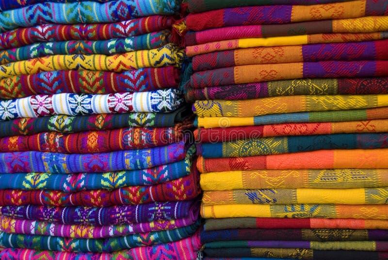 5 одеял майяских стоковые фото