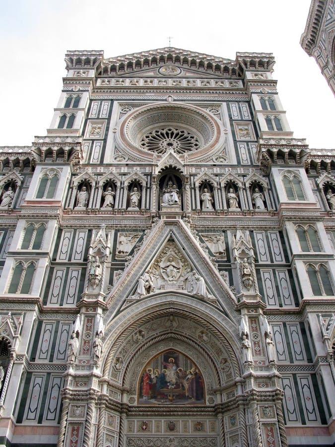 5 собор florence стоковое изображение