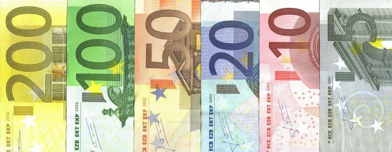 5 200欧元 向量例证