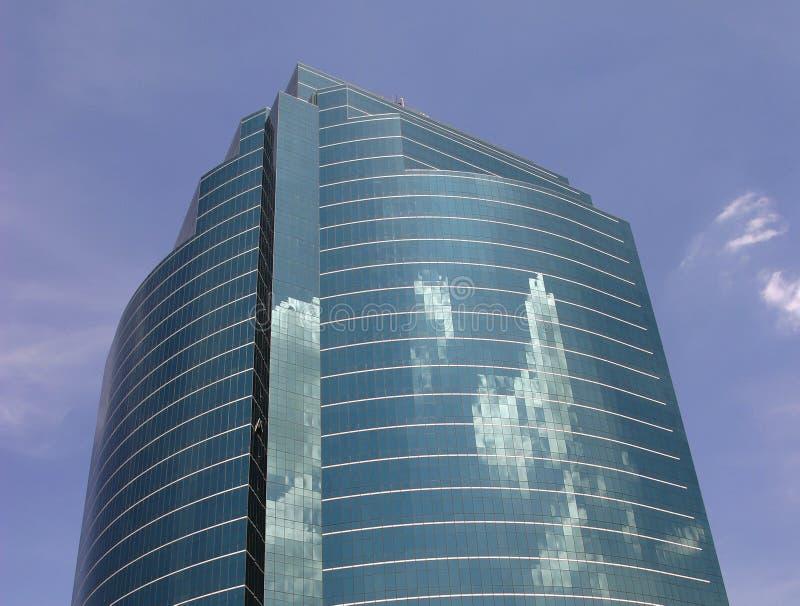 5块玻璃天空 库存照片