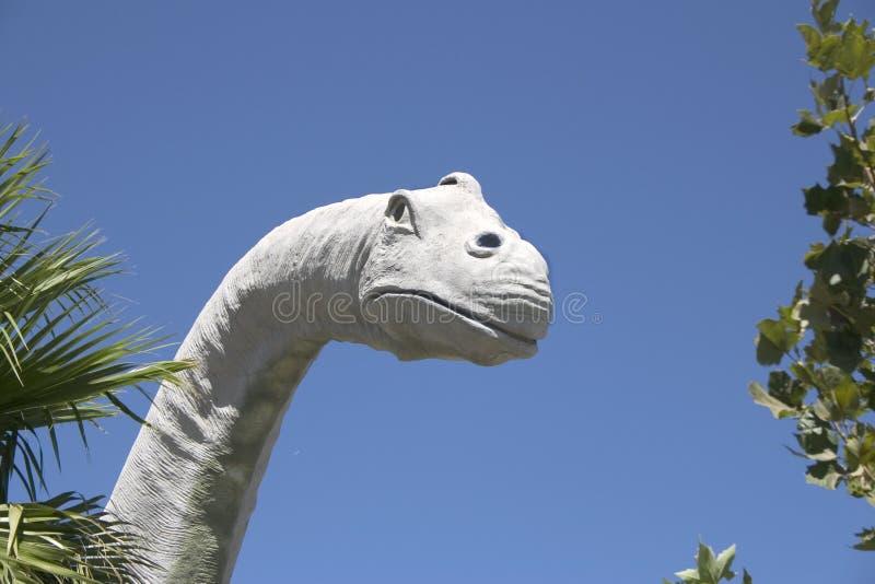5恐龙 免版税库存照片