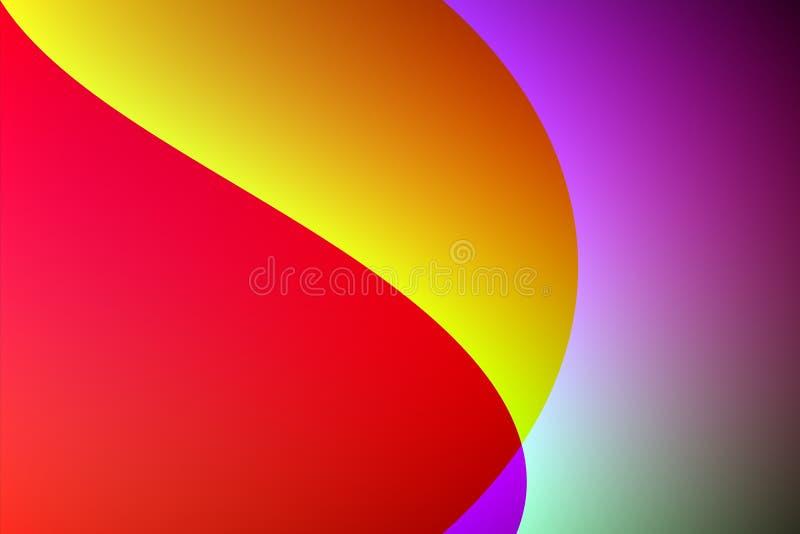 #5 abstrait illustration stock