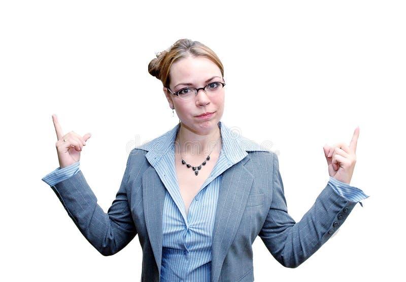 5 bizneswoman zdjęcie stock