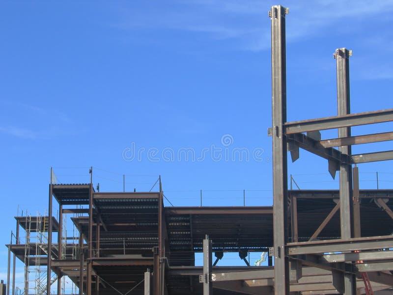 5 budowy obraz stock
