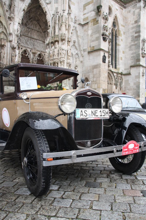 Download 5. Classic Rally In Regensburg Editorial Image - Image: 15371950