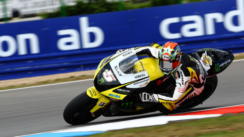 5 Colin EDWARDS stockbild