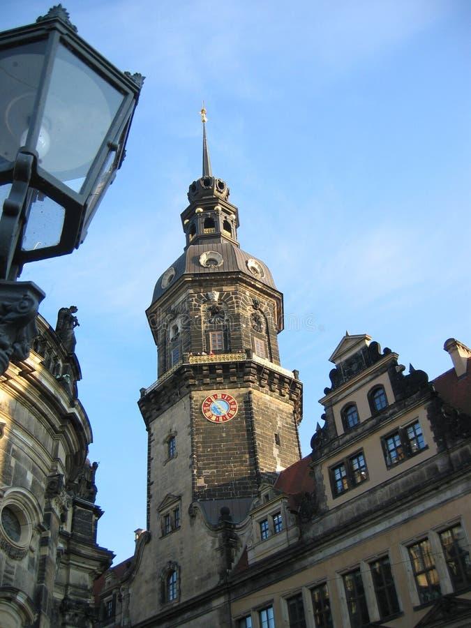 5 Dresden German obrazy royalty free