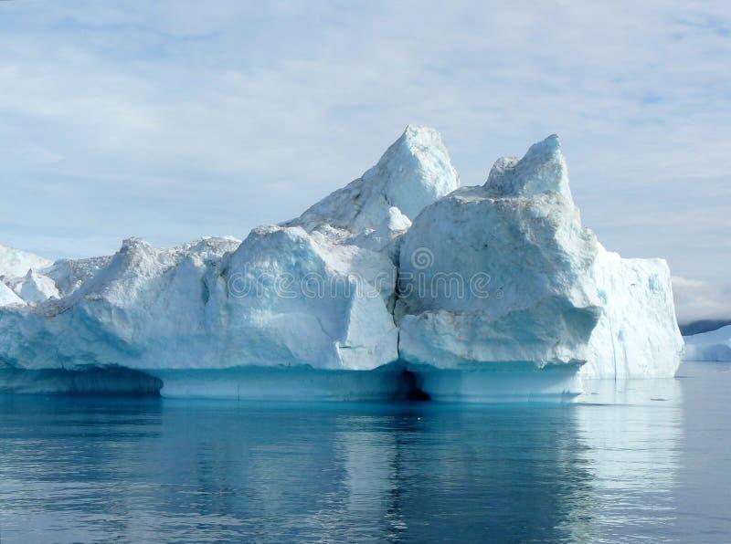 5 góra lodowa zdjęcia royalty free