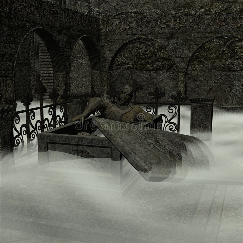 5 Halloween. royalty ilustracja