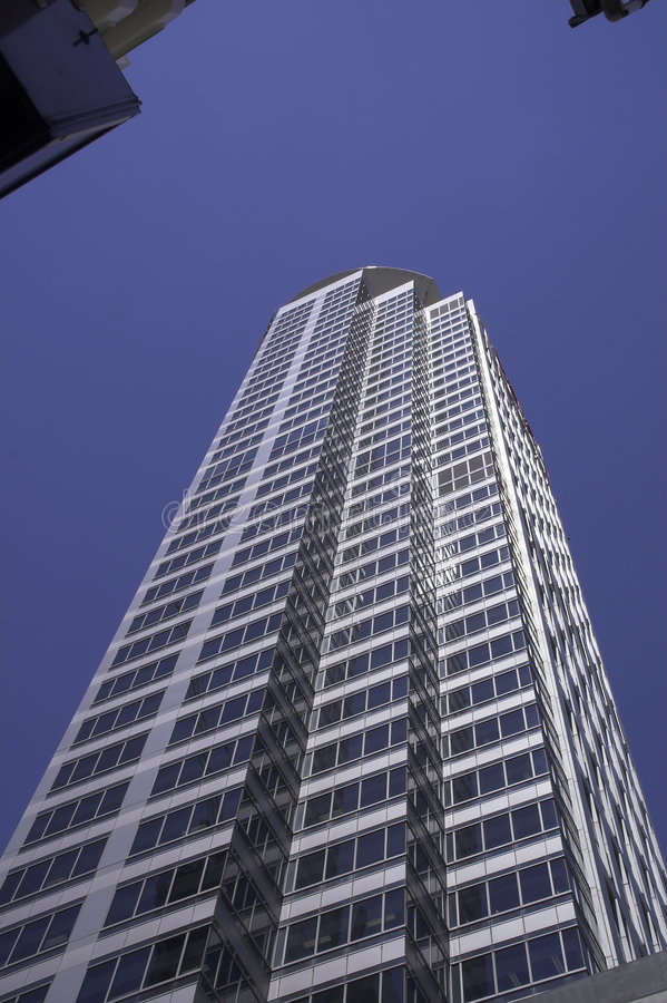 5 highrise zdjęcia royalty free