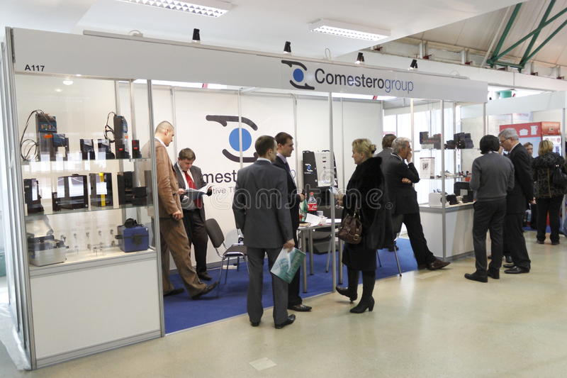 Download 5 International Vending Exhibition 23-25 March 201 Editorial Stock Photo - Image: 18932508