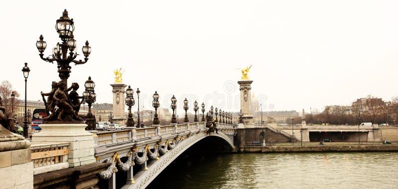 5 paris royaltyfria bilder