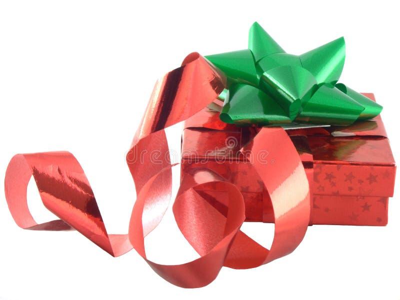 5 prezent zdjęcie stock
