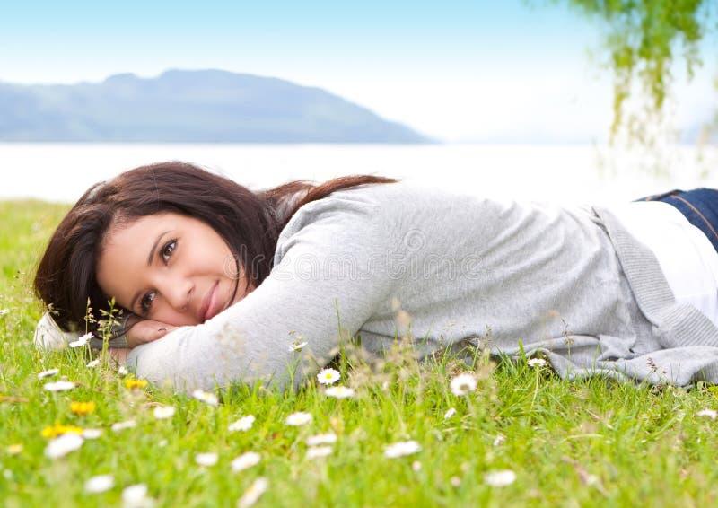 5 uczuć wiosna obraz royalty free