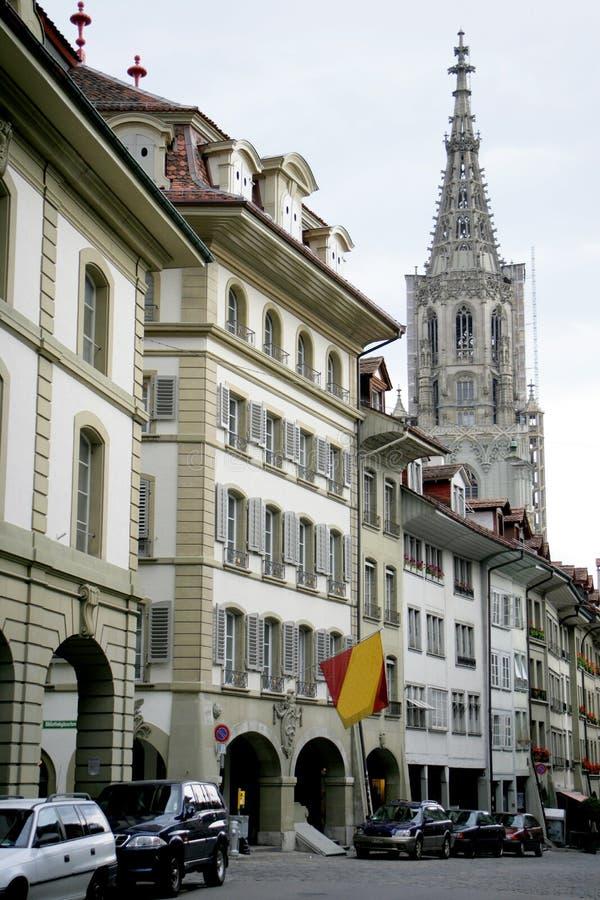 50 взглядов города старых стоковая фотография rf