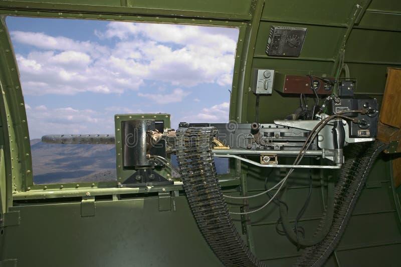 .50 cal. B-17 Waist Machine Gun