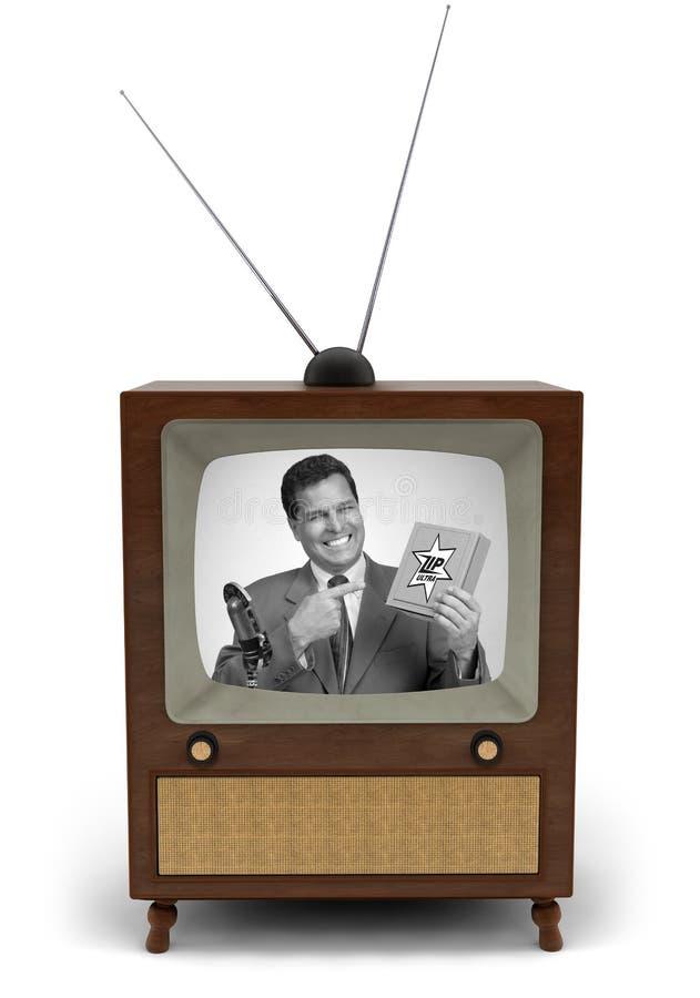 50 commercial s tv στοκ εικόνες