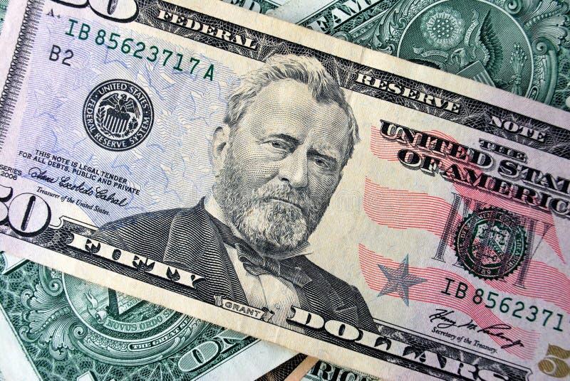 50 dólares americanos fotos de stock royalty free