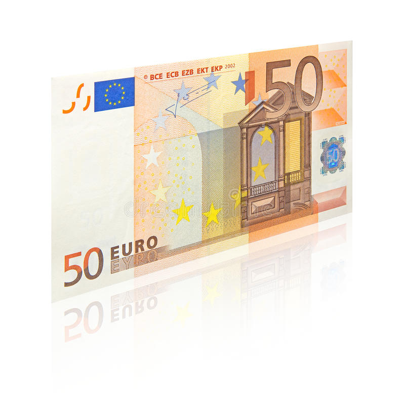 Download 50 Euro stock image. Image of banknote, detail, investment - 26593867